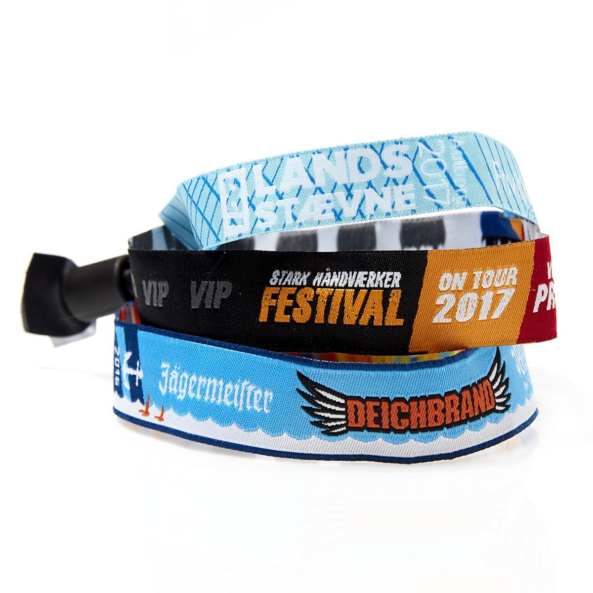 0254fbde53f7 Pulseras para festivales - Diseña tu pulsera con impresión aquí